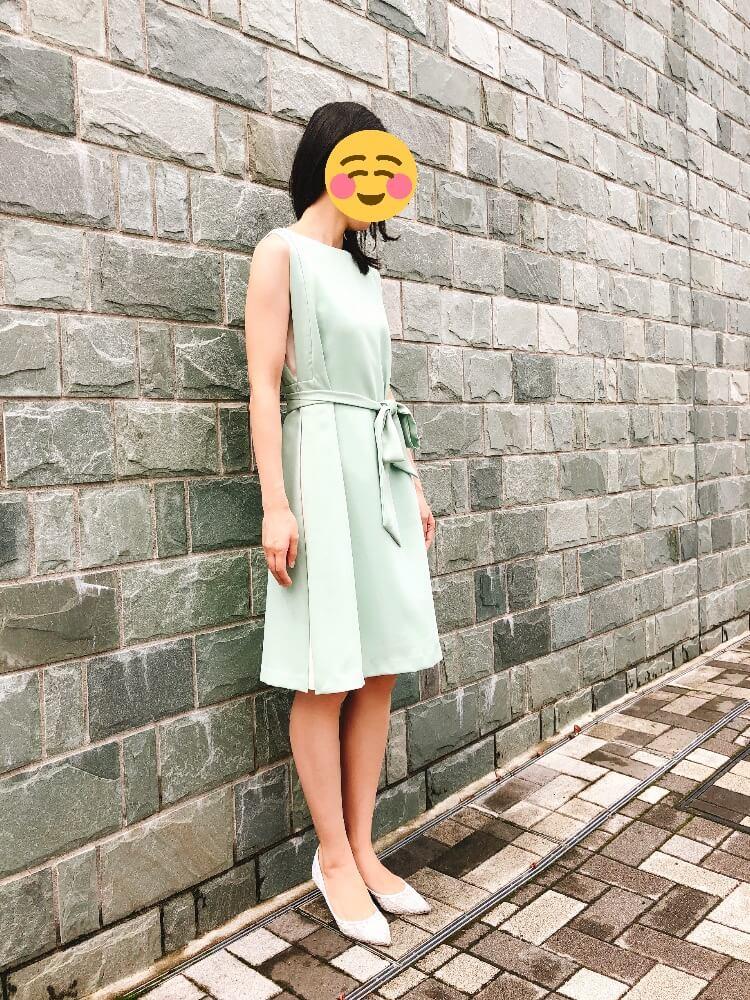 エアークローゼットエイブルのドレス